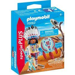 Playmobil 70062 Indián törzsfőnök (új)