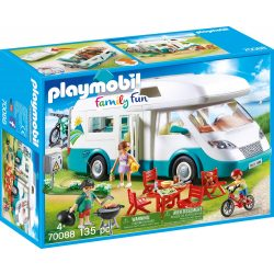 Playmobil 70088 Családi lakóautó (új)