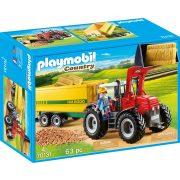 Playmobil 70131 Traktor pótkocsival (új)