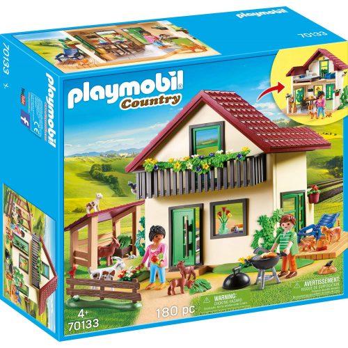 Playmobil 70133 Vidéki házikó (új)