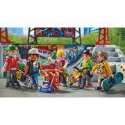 Playmobil 70168 Gördeszka pálya (új)