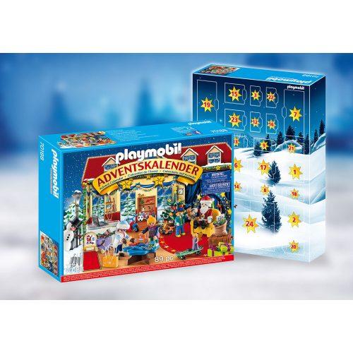 Playmobil 70188 Karácsony a játékboltban Adventi Kalendárium (új)