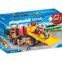 Playmobil 70199 Autómentő (új)