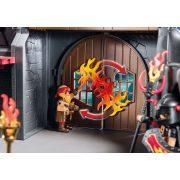 Playmobil 70221 Burnham tűzszikla vára (új)
