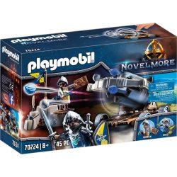 Playmobil 70224 Novelmore vízi hajítógép (új)