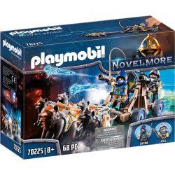 Playmobil 70225 Novelmore farkasfogat húzta vízágyú (új)