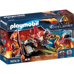 Playmobil 70226 Novelmore Burnham sárkány kiképzés (új)