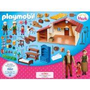 Playmobil 70253 Heidi és Nagyapó az alpesi kunyhóban (új)
