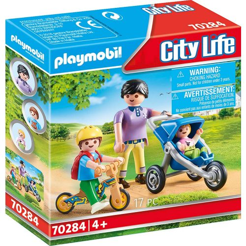 Playmobil 70284 Anyuka gyerekeivel (új)