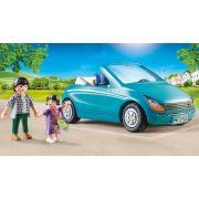 Playmobil 70285 Apuka kislányával és autóval (új)