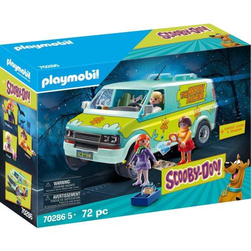 Playmobil 70286 SCOOBY-DOO! - Csodajárgány (új)