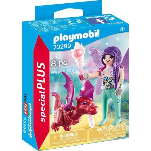 Playmobil 70299 Tündér bébisárkánnyal (új, csomagolássérült)