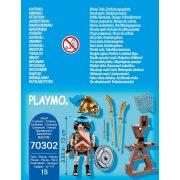 Playmobil 70302 Római gladiátor fegyverállvánnyal (új)