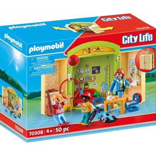 Playmobil 70308 Óvoda játékdoboz (új)