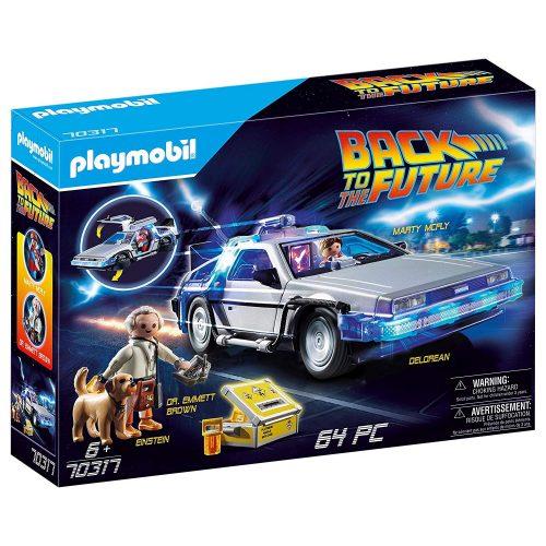 Playmobil 70317 Back to the Future - DeLorean (új)
