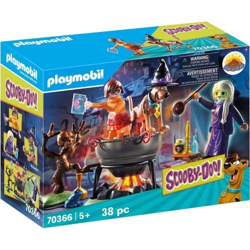 Playmobil 70366 SCOOBY-DOO! - Kaland a boszorkányüstben (új)