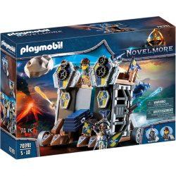 Playmobil 70391 Novelmore guruló erődje (új)