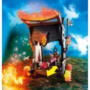 Playmobil 70393 Burnham tüzes faltörő kos (új)