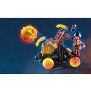 Playmobil 70394 Burnham láva katapultja (új)