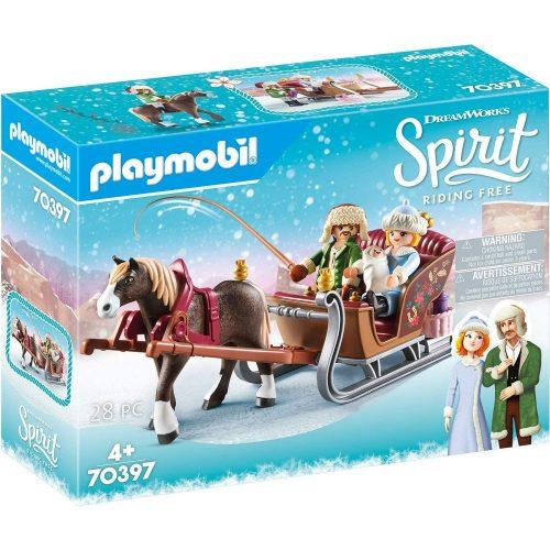 Playmobil 70397 Téli szánkózás (új)