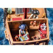 Playmobil 70411 Halálfejes kalózhajó (új, csomagolássérült)
