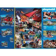 Playmobil 70412 Vöröskabátos katonák hajója (új)