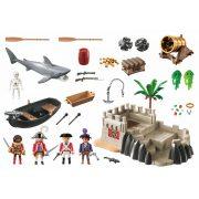 Playmobil 70413 Vöröskabátos katonák erődje (új)