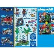 Playmobil 70414 Kalózok rejtett szigete (új)