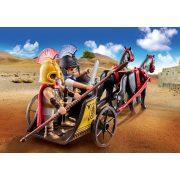 Playmobil 70469 Akhilleusz és Patroclus kétlovas harci szekéren (új)