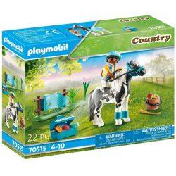 Playmobil 70515 Lewitzi póni kiegészítőkkel (új)