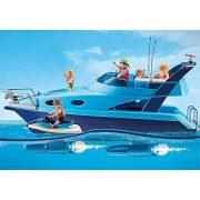 Playmobil 70630 Jacht jet-skivel (új)