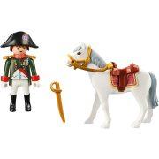 Playmobil 70679 Bonaparte Napóleon figura lovon (új)