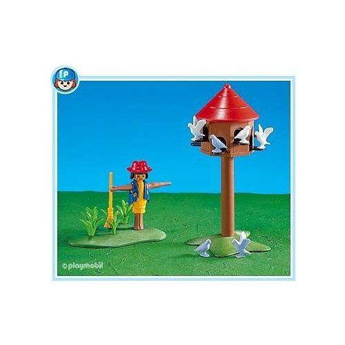 Playmobil 7752 Galambház madárijesztővel (új)