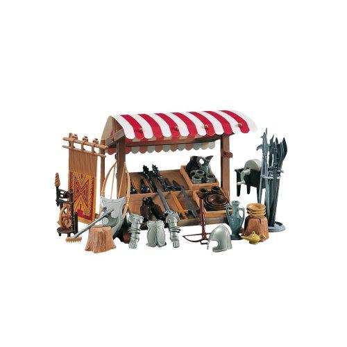 Playmobil 7855 Középkori fegyverárus (új)