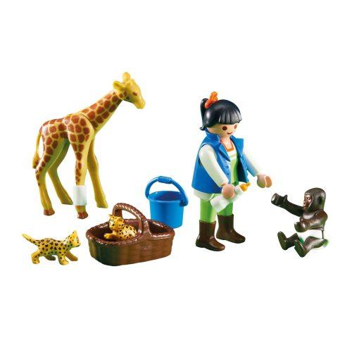 Playmobil 7970 Állatgondozó (új)