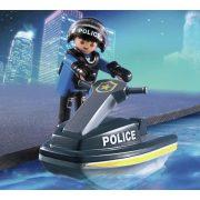Playmobil 9043 Mega rendőrségi készlet (új)