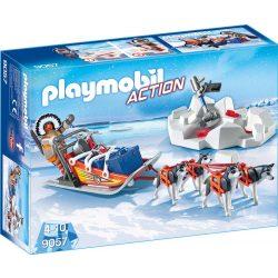 Playmobil 9057 Kutyaszán (új)