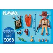 Playmobil 9083 Western revolverhős (új)