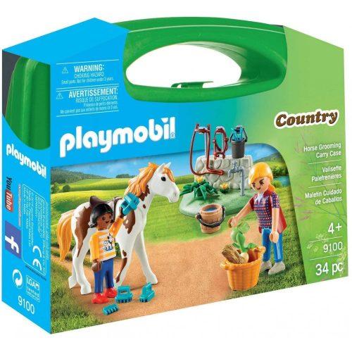 Playmobil 9100 Lóápolás (új)
