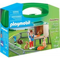 Playmobil 9104 Nyúlfarm (új)