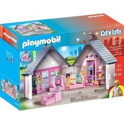 Playmobil 9113 Hordozható butik (új)