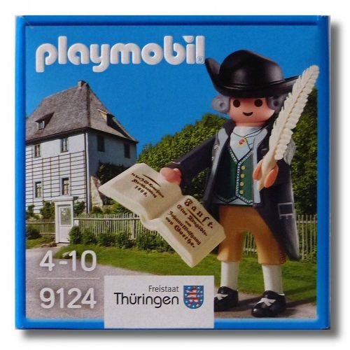 Playmobil 9124 Johann Wolfgang von Goethe (új)
