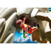 Playmobil 9126 Sziklamászók hegyi kunyhóval (új)