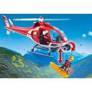 Playmobil 9127 Hegyimentő helikopter (új)