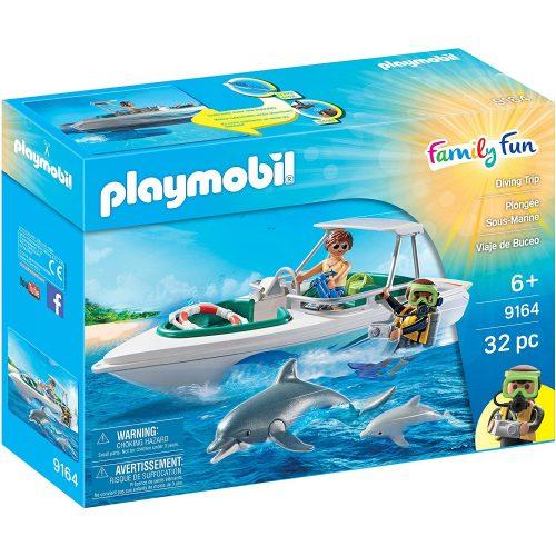 Playmobil 9164 Búvárkodás delfinekkel (új)