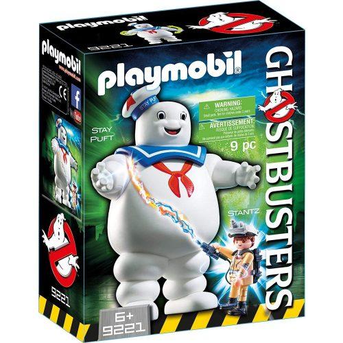 Playmobil 9221 Stay Puft habcsókszörny (új)