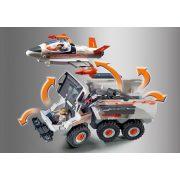 Playmobil 9255 Kémek harci járgánya (új)