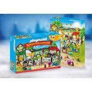 Playmobil 9262 Lovarda Adventi Kalendárium (új)