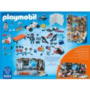 Playmobil 9263 Kémek főhadiszállása Adventi Kalendárium (új)