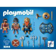 Playmobil 9344 Törpkirály (új)